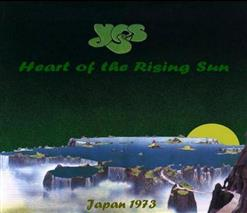 Live In Japan - Heart Of The Rising Sun [6CD]