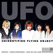 Come Away Melinda - Unidentified Flying Object