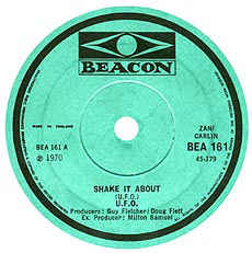 Shake It About - Evil