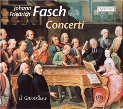 Concerti From Dresden And Darmstadt