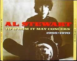 To Whom It May Concern 1966 - 1970 (Disc 1)