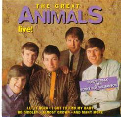 The Great Animals Live!