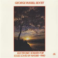 Electronic Sonata For Souls Loved By Nature 1980
