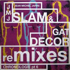 "Chronologie Part 6 (Slam & Gat Decor Remixes) (12"" Promo EP)"