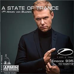 935 - A State Of Trance (10 October2019)