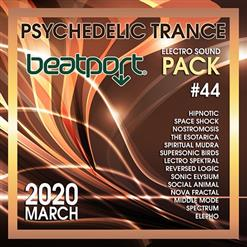 Beatport Psychedelic Trance. Electro Sound Pack #44 CD 2