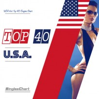 USA Hot Top 40 Singles Chart 08 March